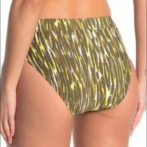 Ella Moss • Green Bikini Bottoms